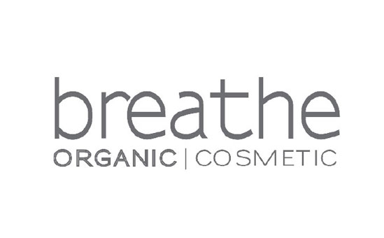 Breathe Logo - Organic Hair Products
